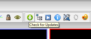 Toolbar icon